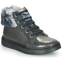 Schuhe Mädchen Sneaker High Catimini MARCELLE Grau