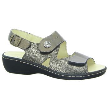Schuhe Damen Sandalen / Sandaletten Longo Sandaletten Beq-Sandl-Wörishf-30 1006424 9 braun