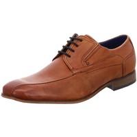 Schuhe Herren Derby-Schuhe & Richelieu Bugatti Business Mattia II 311666044100-6300 braun