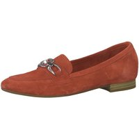 Schuhe Damen Slipper Marco Tozzi Slipper 2-24226-22 500 rot