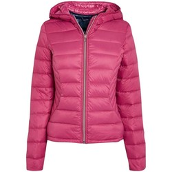 Kleidung Damen Daunenjacken Anastasia - Damen Winterjacke Packaway Red