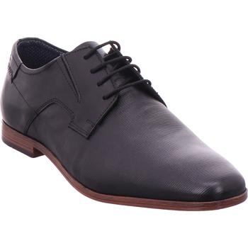 Schuhe Herren Derby-Schuhe Tom Tailor - 6989501 schwarz