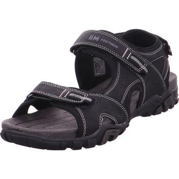 Schuhe Herren Sportliche Sandalen Pep Step - 6917406 schwarz