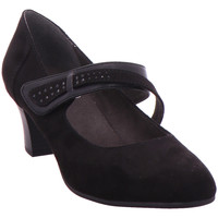 Schuhe Damen Pumps Pumps Woms Slip-on BLACK