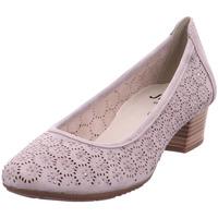 Schuhe Damen Pumps Jana Woms Court Shoe LT. GREY