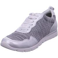Schuhe Damen Sneaker Low Sneaker Woms Lace-up GREY/SILVER