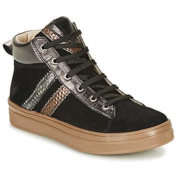 Schuhe Mädchen Sneaker High GBB KIBEL Schwarz