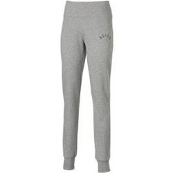 Kleidung Damen Jogginghosen Asics Cuffed Pant Grau