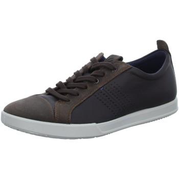 Schuhe Herren Sneaker Low Ecco Collin 2.0 536204.51869 braun