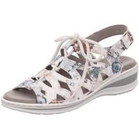 Schuhe Damen Sandalen / Sandaletten Jenny By Ara Sandaletten 27294.3 22-56522-07 weiß