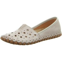 Schuhe Damen Slipper Gemini Slipper 031223-02/020 beige