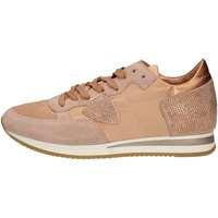 Schuhe Damen Sneaker Low Philippe Model TRLDSD11 ROSA