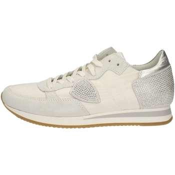 Schuhe Damen Sneaker Low Philippe Model Paris TRLDSD10 Weiss