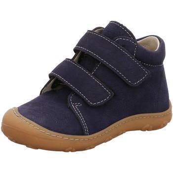 Schuhe Jungen Babyschuhe Ricosta Klettschuhe Chrisy blau