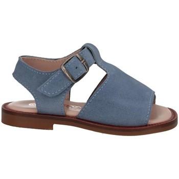 Schuhe Kinder Sandalen / Sandaletten Cucada 4115Y JEANS Sandalen Kind Jeans Jeans
