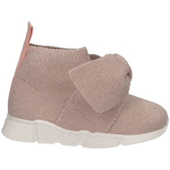 Schuhe Kinder Boots Florens E663449H Sneaker Kind Rosa Rosa