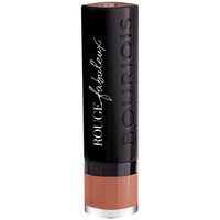 Beauty Damen Lippenstift Bourjois Rouge Fabuleux Lipstick 001-abracadabeige! 2,4 g