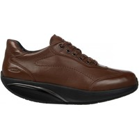 Schuhe Herren Sneaker Low Mbt 700825-800N Marrone