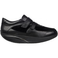 Schuhe Damen Sneaker Low Mbt 700826-03N Nero