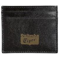 Accessoires Sportzubehör Onitsuka Tiger Card Wallet Schwarz