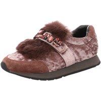 Schuhe Damen Slip on Alma En Pena Slipper 460 braun
