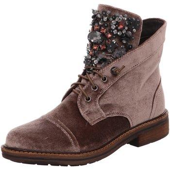 Schuhe Damen Boots Alma En Pena Stiefeletten 399 braun