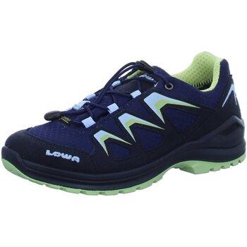 Schuhe Jungen Sneaker Low Lowa Bergschuhe INNOX EVO GTX® LO JUNIOR 340128/6917 blau