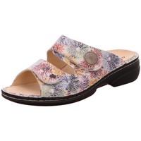 Schuhe Damen Pantoletten / Clogs Finn Comfort Pantoletten 2550-635010-sansibar bunt