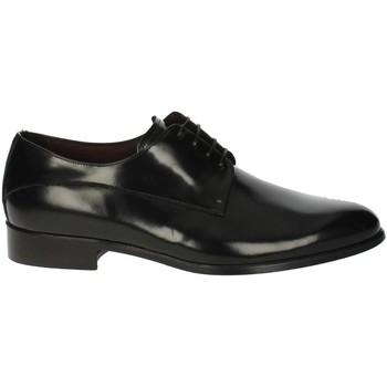 Schuhe Herren Derby-Schuhe Antonio Di Maria B4TRIS/141 Schwarz