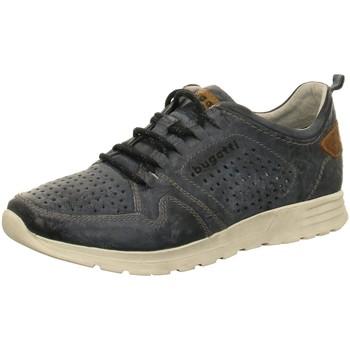 Schuhe Herren Sneaker Low Bugatti Schnuerschuhe Schnürhalbschuh Baker 321-70201-3500 4000 blau