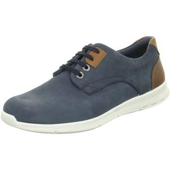 Schuhe Herren Sneaker Low Jomos Schnuerschuhe 324310-134-8090 blau