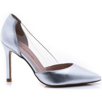 Schuhe Damen Pumps Angel Alarcon  Gris
