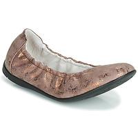 Schuhe Mädchen Ballerinas Ramdam LIBRE Bronze