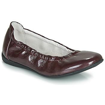 Schuhe Mädchen Ballerinas Ramdam LIBRE Bordeaux