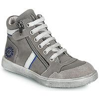 Schuhe Jungen Sneaker High Ramdam HOUSTON Grau
