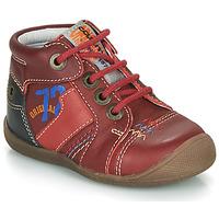 Schuhe Jungen Boots Catimini CYRUS Rot
