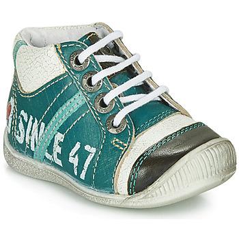 Schuhe Jungen Boots GBB ISIS Blau