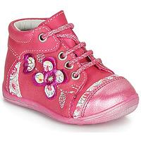Schuhe Mädchen Boots Catimini CYLENE Rose