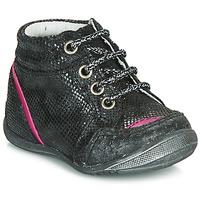 Schuhe Mädchen Boots GBB LAURE Schwarz