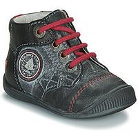 Schuhe Jungen Boots GBB LINDFORD Schwarz