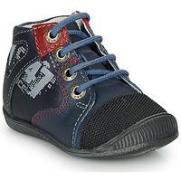 Schuhe Jungen Boots GBB LARI Blau
