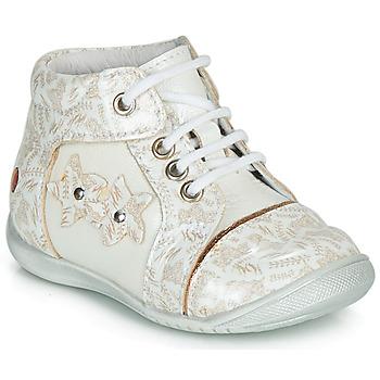 Schuhe Mädchen Boots GBB MAE Weiss