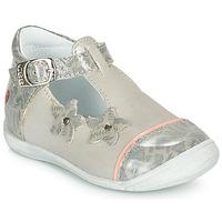 Schuhe Mädchen Sandalen / Sandaletten GBB MARILOU Grau
