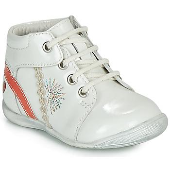 Schuhe Mädchen Boots GBB MELANIE Weiss