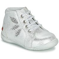 Schuhe Mädchen Boots GBB MANON Weiss