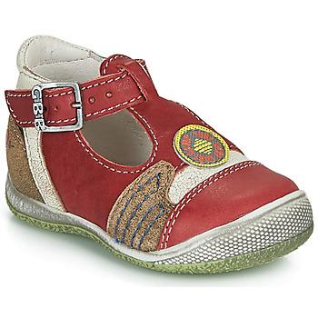 Schuhe Jungen Sandalen / Sandaletten GBB MARIO Rot