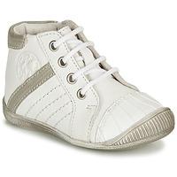 Schuhe Jungen Boots GBB MATYS Weiss