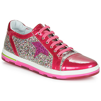 Schuhe Mädchen Sneaker Low Ramdam KASAI Rose
