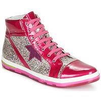 Schuhe Mädchen Sneaker High Ramdam KATO Rose