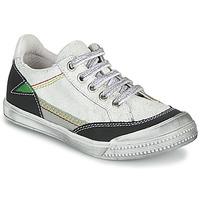 Schuhe Jungen Sneaker Low Ramdam KUMAMOTO Weiss